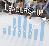 Leadership Management Skills Leader Support Concept. Leadership Management Skills Leader Support royalty free stock photos