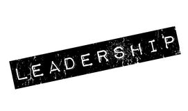 Leadership rubber stamp Royalty Free Stock Images