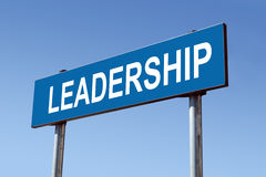 Leadership signpost