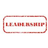 Leadership stamp royalty free stock image