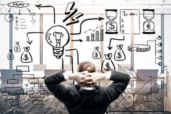 Leadership and startup success Stock Photos