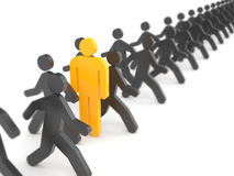 Leadership Stock Photography