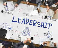 Leadership Success Skills Drawing Graphic Concept Royalty Free Stock Photos