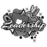 Leadership symbol for flyer, poster, banner, web header. Abstract background. EPS file available. see more images related royalty free illustration