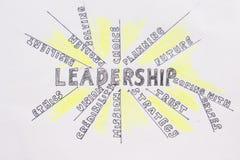 Leadership visioning process Royalty Free Stock Photography
