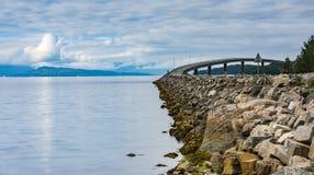 Leading Bridge stock photography