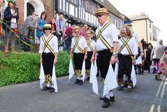Leading Lights Morris, Hastings Royalty Free Stock Images