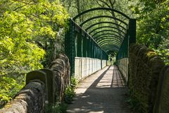 Leading to a new perspective royalty free stock photo