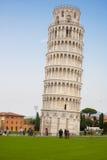 Leading Tower, Pisa Stock Photo