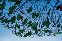 Leaf Artwork Royalty Free Stock Photo