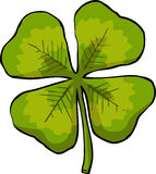 Leaf clover Royalty Free Stock Photography