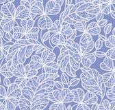 Leaf lace background Stock Photo
