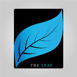 THE LEAF 2017 2. Leaves are one of the plant organs that grow from the stem, generally green containing chlorophyll and mainly serves as a capture of energy from Royalty Free Stock Photos