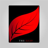 THE LEAF 2017 3. Leaves are one of the plant organs that grow from the stem, generally green containing chlorophyll and mainly serves as a capture of energy from Royalty Free Stock Photography