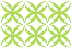 Leaf Motif. For sheets or cotton bed cover Stock Photo