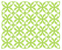 Leaf Motif With Cirlce Royalty Free Stock Photos