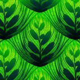Leaf pattern Royalty Free Stock Photo