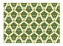 Leaf Pattern Design. Very useful for various designs Stock Images