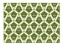 Leaf Pattern Design Stock Images