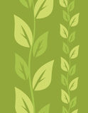 Leaf pattern Stock Photography