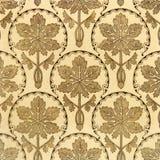 Leaf Printed Tile Stock Photos