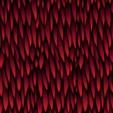 Leaf red pattern background Royalty Free Stock Image
