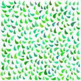 Leaf retro pattern Royalty Free Stock Photos