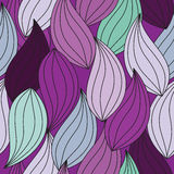 Leaf seamless  pattern Stock Images