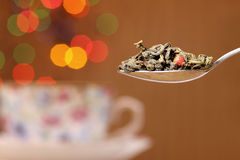 Leaf tea Royalty Free Stock Photography