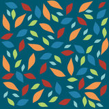 Leaf texture. Background of fabric material illustration Vector Illustration