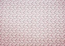 Leaf textured fabrique Stock Image