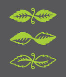 Leaf Vector Logos Stock Photos