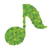 leafanmärkning Arkivfoton