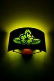 leaflampa Royaltyfri Bild
