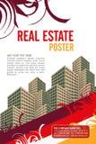 Leaflet design. Editable Leaflet template design Royalty Free Stock Photo