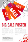 Leaflet design Stock Photos