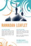 Leaflet design Royalty Free Stock Images
