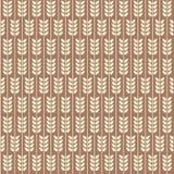 Leaflets seamless pattern Stock Photo