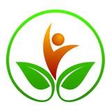 leafman Royaltyfria Foton