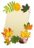leafpapper Royaltyfri Illustrationer