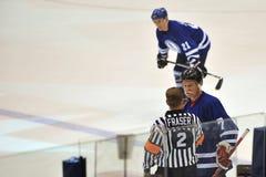 Leafs great Lanny McDonald Royalty Free Stock Photos