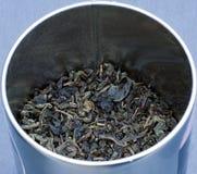 leafs herbata Zdjęcia Royalty Free