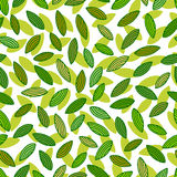 leafs mönsan seamless Arkivfoton