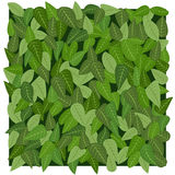 Leafs texture royalty free illustration