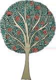 leaftree stock illustrationer