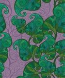 Leafy background Royalty Free Stock Image