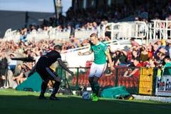 League of Ireland Premier Division match: Cork City FC vs Bohemian FC. July 5th, 2019, Cork, Ireland - League of Ireland Premier Division match: Cork City FC vs stock images
