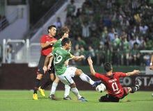 League première thaïe 2011 Photos stock
