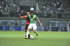 League première thaïe (TPL) Photos libres de droits