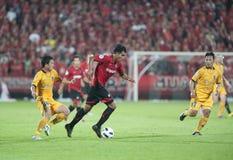 League première thaïe (TPL) Photos stock